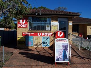 Stand Alone Licensed Post Office St Marys Region