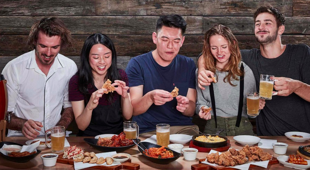 Gami Chicken & Beer - Featured on Channel 7 - New restaurant at Wetherill Park