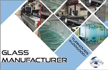 68/041 Glass Manufacturer