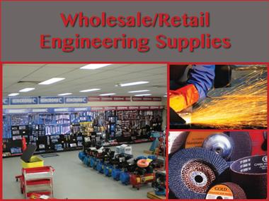68/049 Wholesale Retail Engineering Supplies -  Revised Asking Price