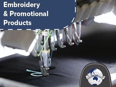 68/061 Embroidery and Promotional Products and Clothing