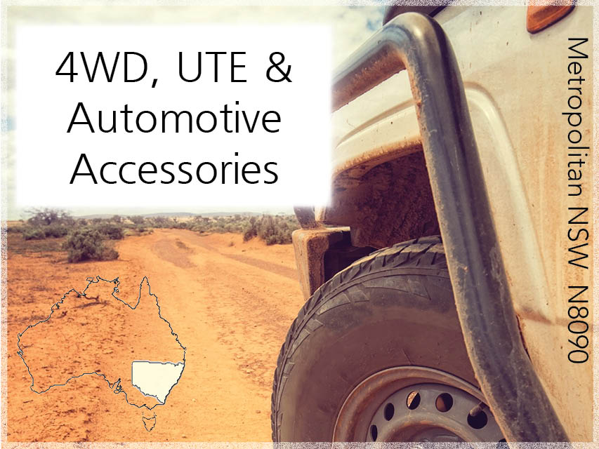 N8/090 4WD, UTE & Automotive Accessories Centre