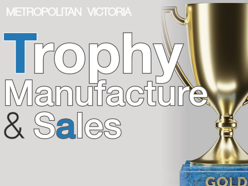 N8/078 Trophy Manufacture & Sales