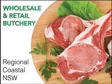 68/045 Retail & Wholesale Butchery