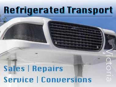 68/069 Refrigerated Transport  - Hugely Successful Established Going Concern