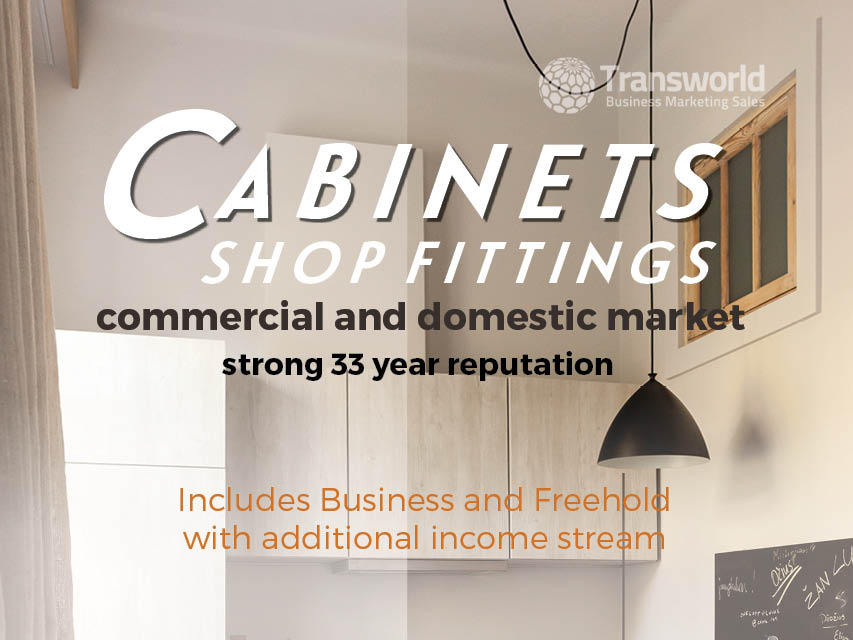 N8/105 Cabinets & Shop Fittings | Commercial & Domestic Market