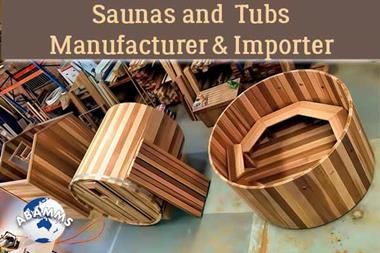 68/020  Saunas and Tubs Manufacturer and Importer