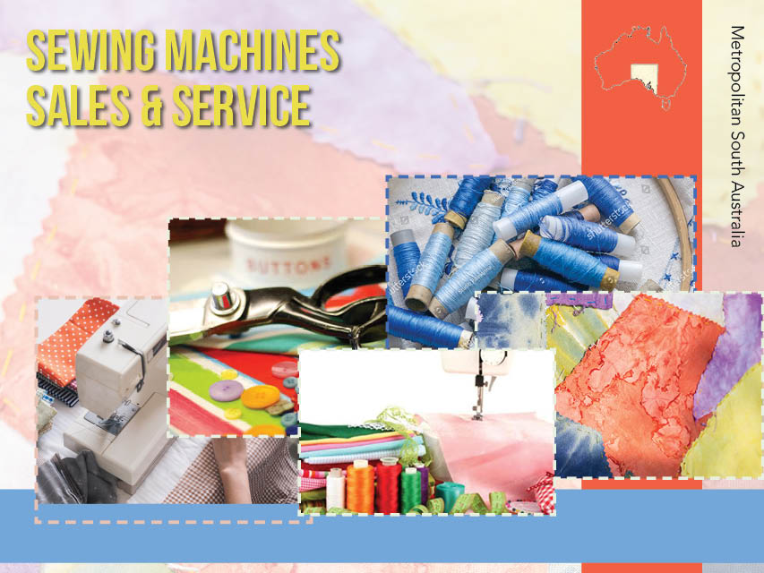 N8/081 Sewing Machine Sales & Service