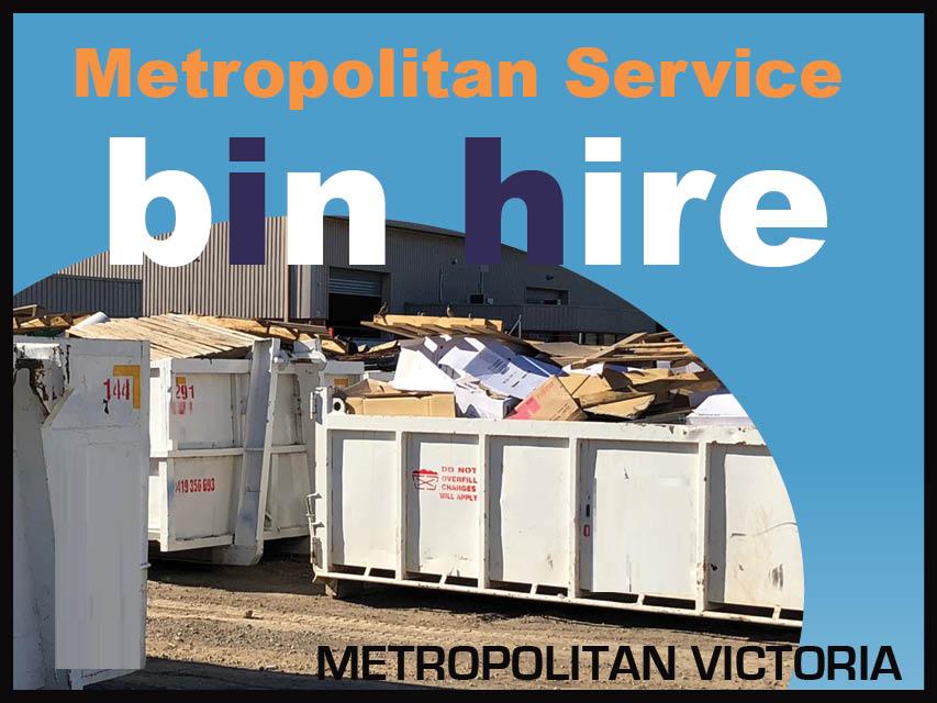 N8/079 Metropolitan Bin Hire Service