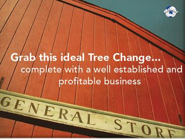68/063 Ideal Tree Change - Well Established Profitable General Store