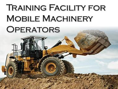 68/052 Training Facility for Mobile Machinery Operators