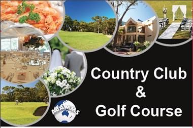 68/040 Golf Course, Wedding and Corporate Venue, Lunch Bistro