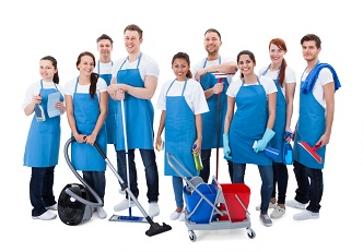 Highly profitable, well-structured cleaning business