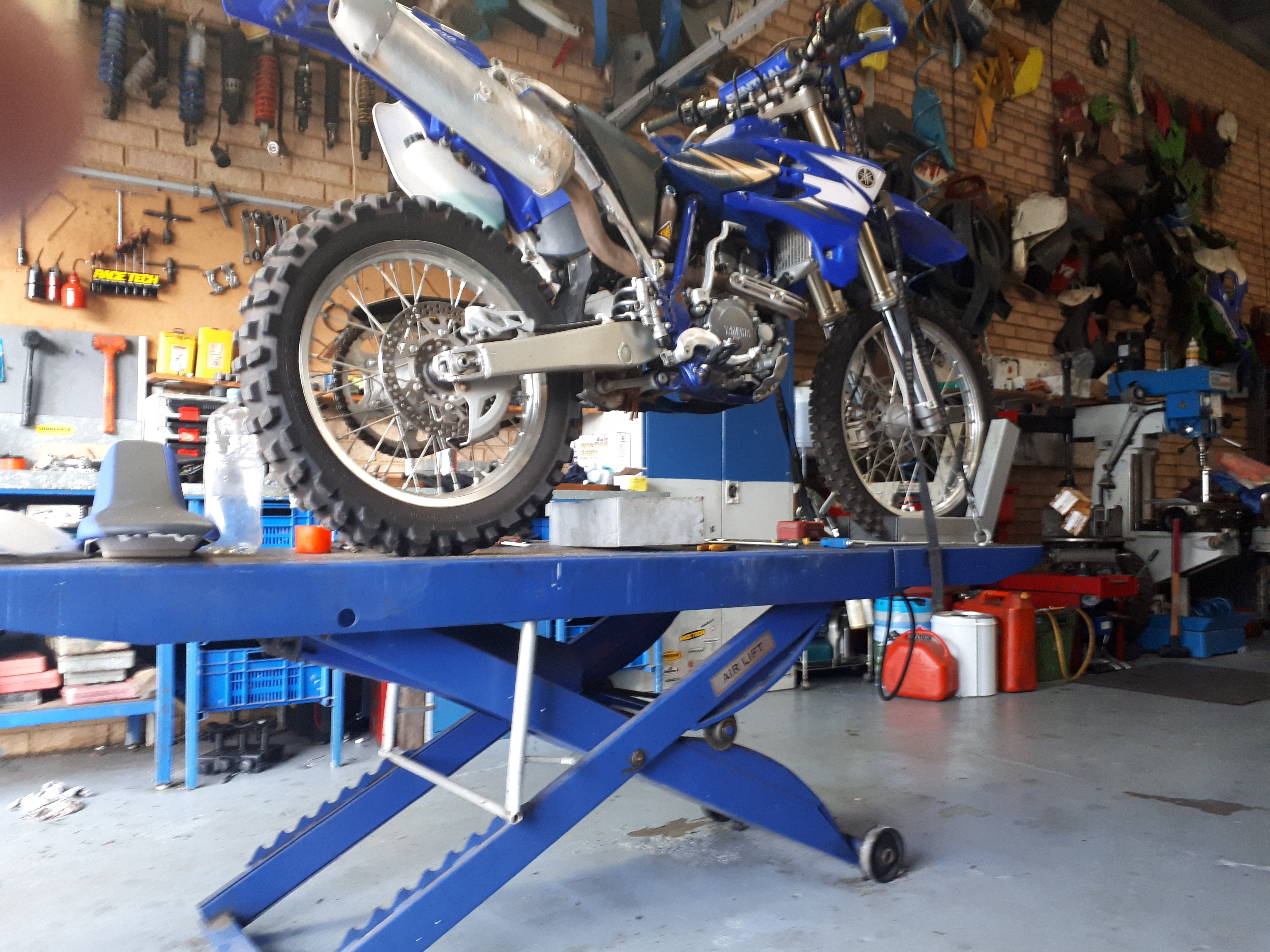 MOTORCYCLE SALES, REPAIR, SERVICING & SPARES BUSINESS FOR SALE IN Maddington WA