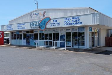 FIGLEAF POOL PRODUCTS, 10 TOTEM ROAD, COCONUT GROVE, DARWIN, NT.