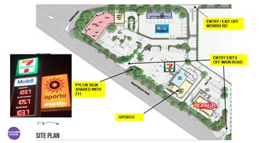 NEW Oporto Drive Thru Restaurant for Rothwell QLD