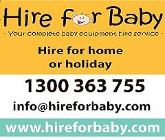 Hire for Baby Metro East