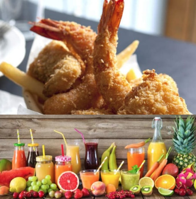 Fully Under Management - Seafood & Chicken Takeaway plus a Brand New Juice Bar