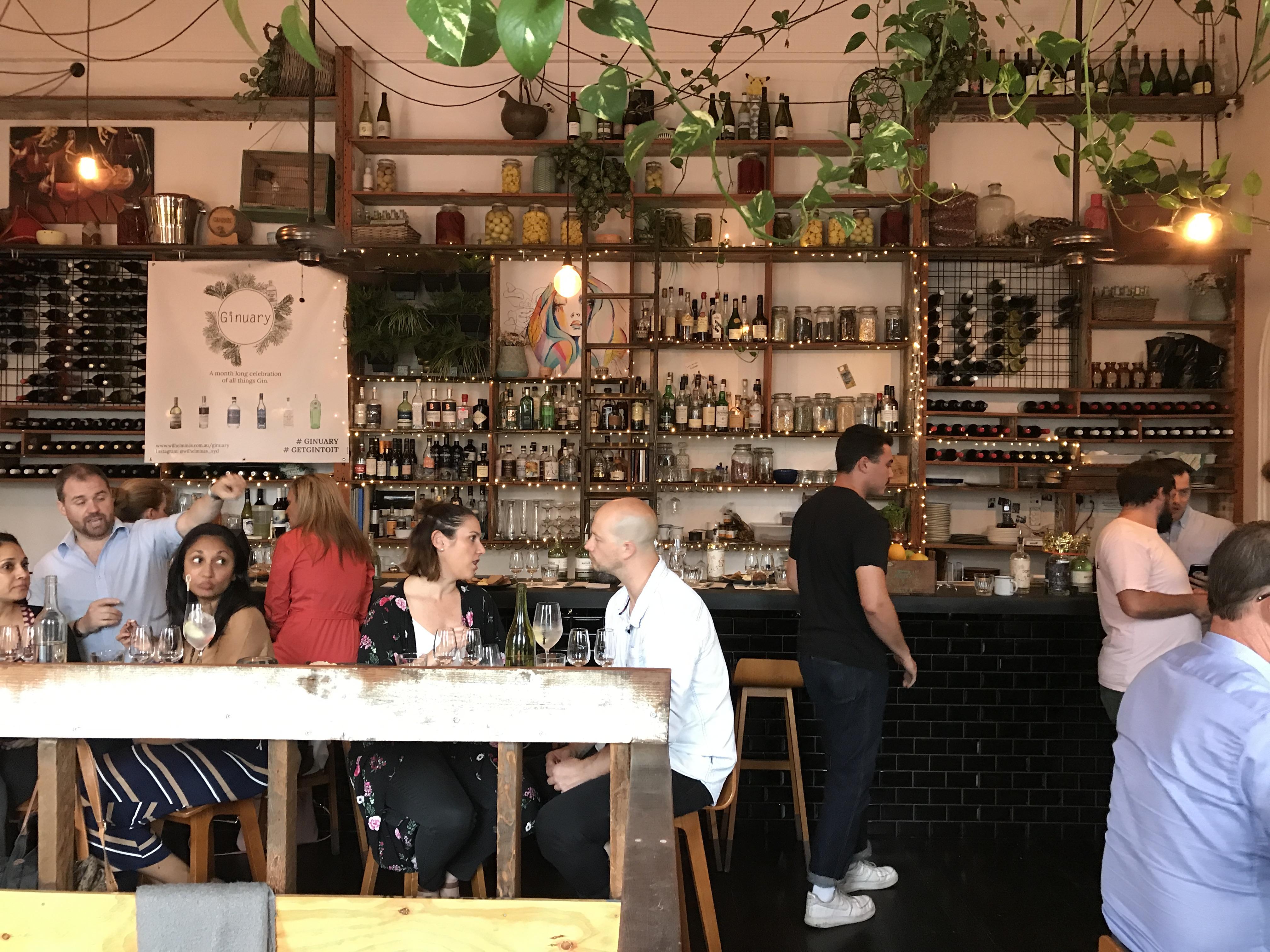Wine Bar and Restaurant, Brand New Kitchen, Inner West Beach Suburb