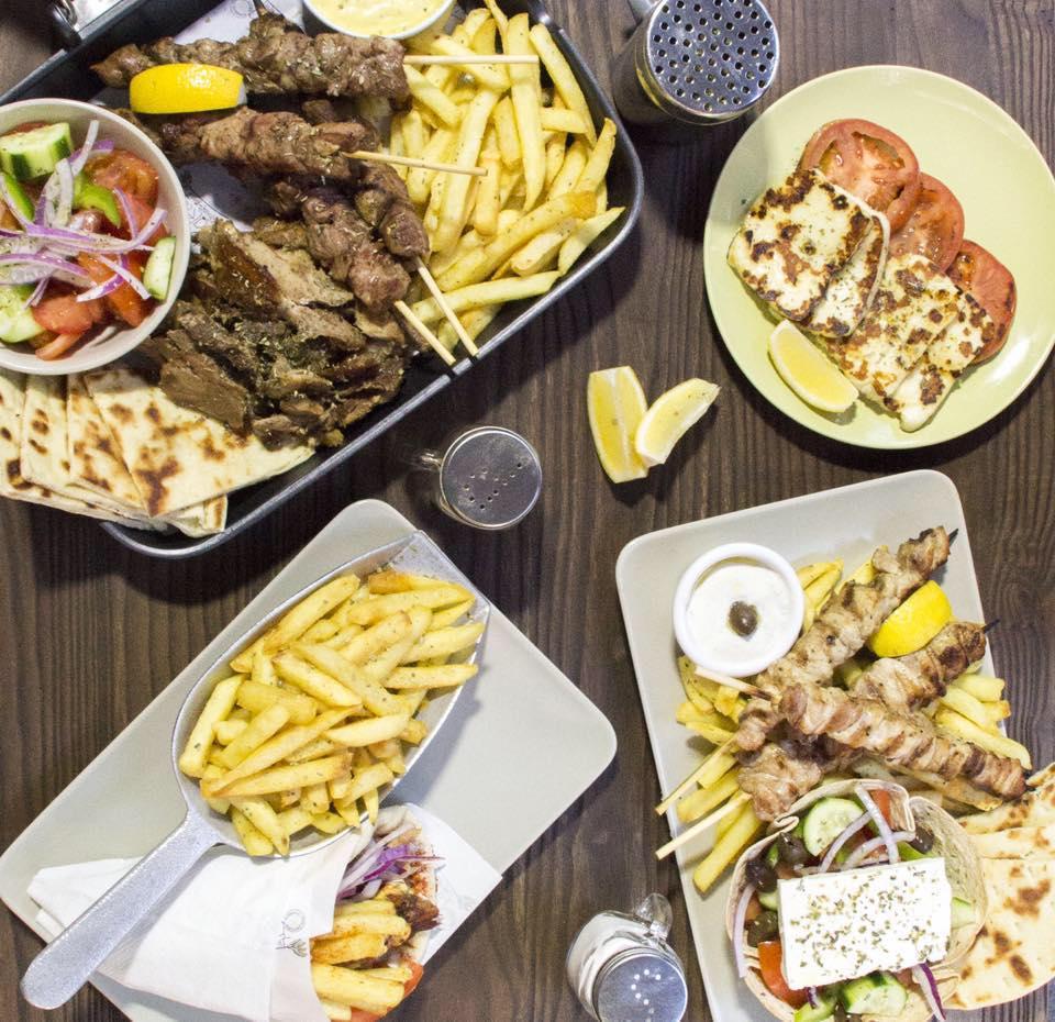 Kebab Gyros and Souvlaki Restaurant   Sydney Inner City
