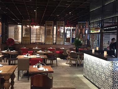 Fully Under Management - Stunning Asian Restaurant in a Large Shopping Centre