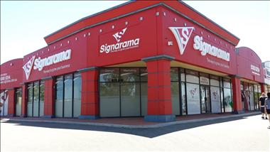 SIGNARAMA | World's biggest sign franchise | Existing Location | Perth Metro