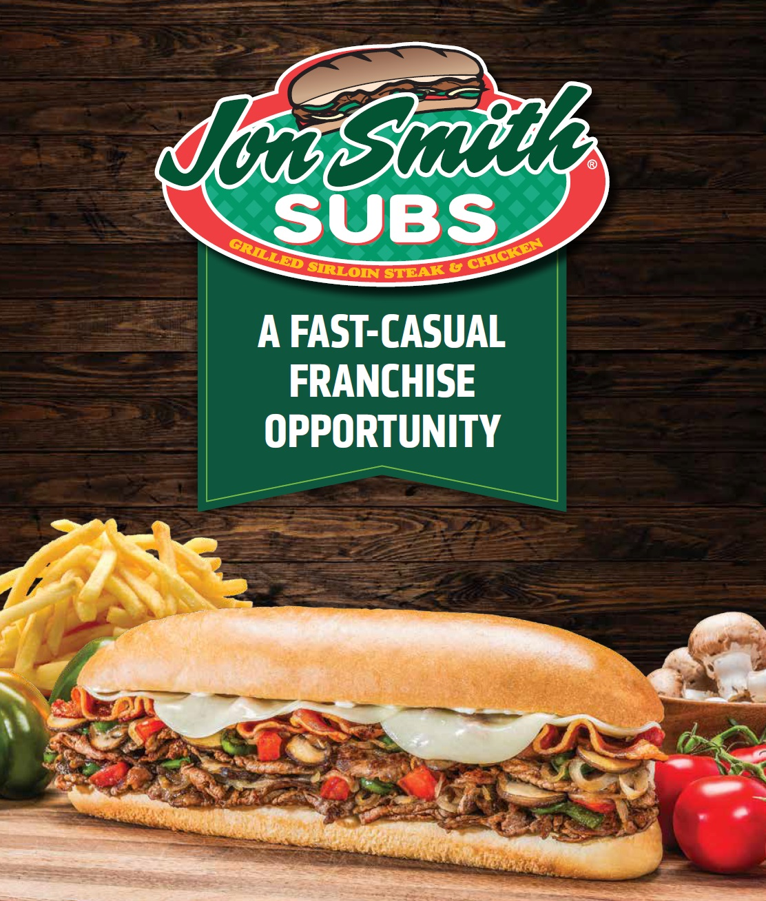 Jon Smith Subs - Start Your Business in the BEST Location