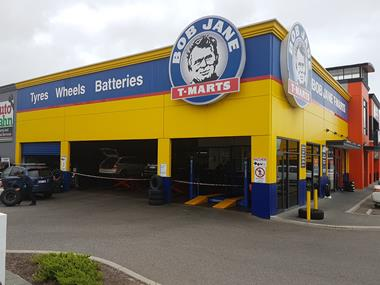 Bob Jane T-Marts Clarkson Franchise Opportunity (Tyres, Wheels & Batteries)