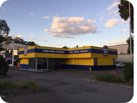 Bob Jane T-Marts Erina Franchise Opportunity (Tyres, Wheels & Batteries)