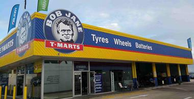 Bob Jane T-Marts Mt Ommaney Franchise Opportunity (Tyres, Wheels & Batteries)