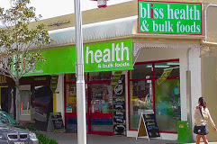 Bliss Heath Food Retail Shop in the heart of Southport