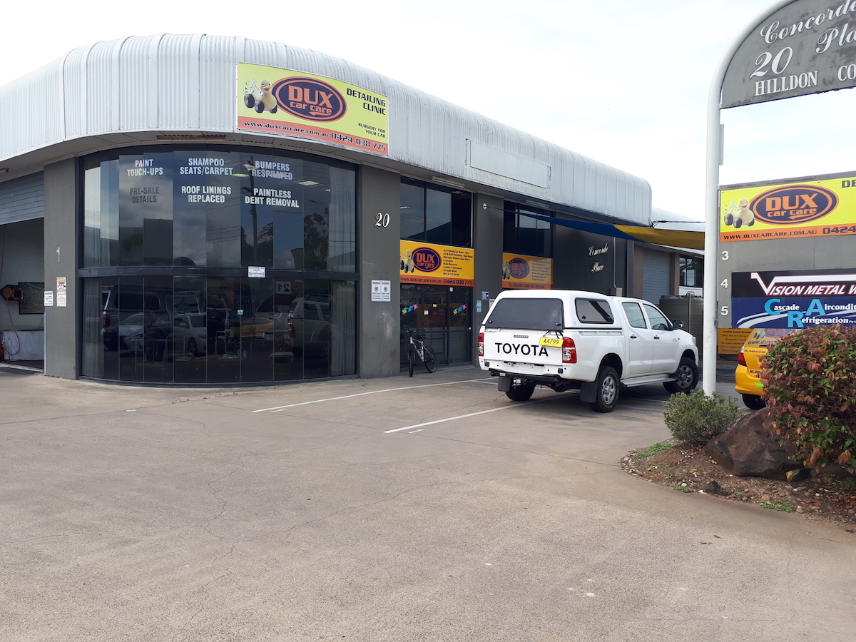 Dux Car Detailing Business