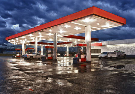 Reputable Brand Service Station For Sale