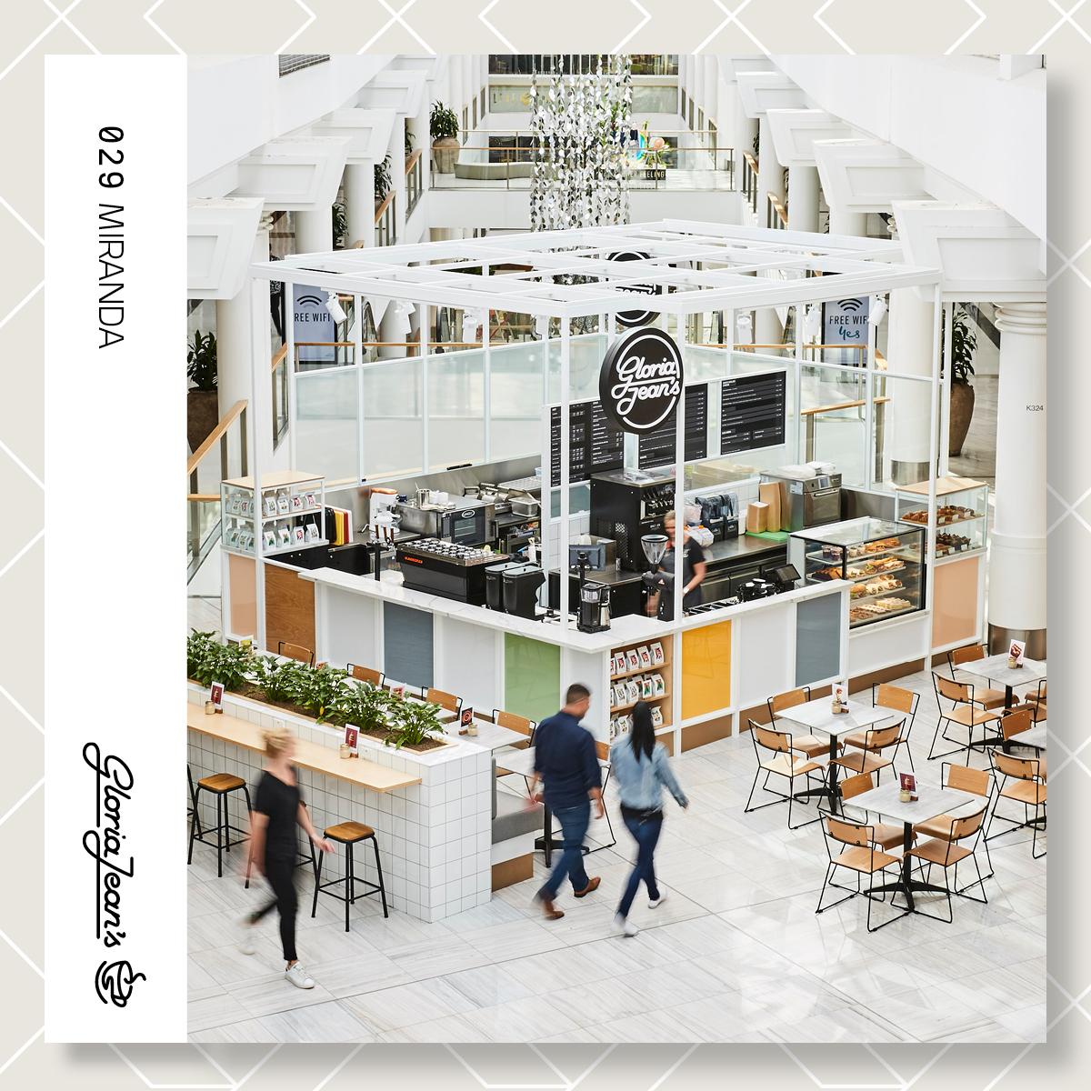 Gloria Jean's Coffees retail café coffee shop available - enquire now!