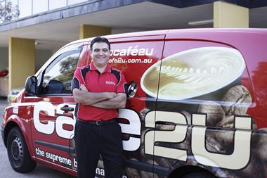 Café2U –Established Mobile Coffee Franchise now available in Mandurah, WA!