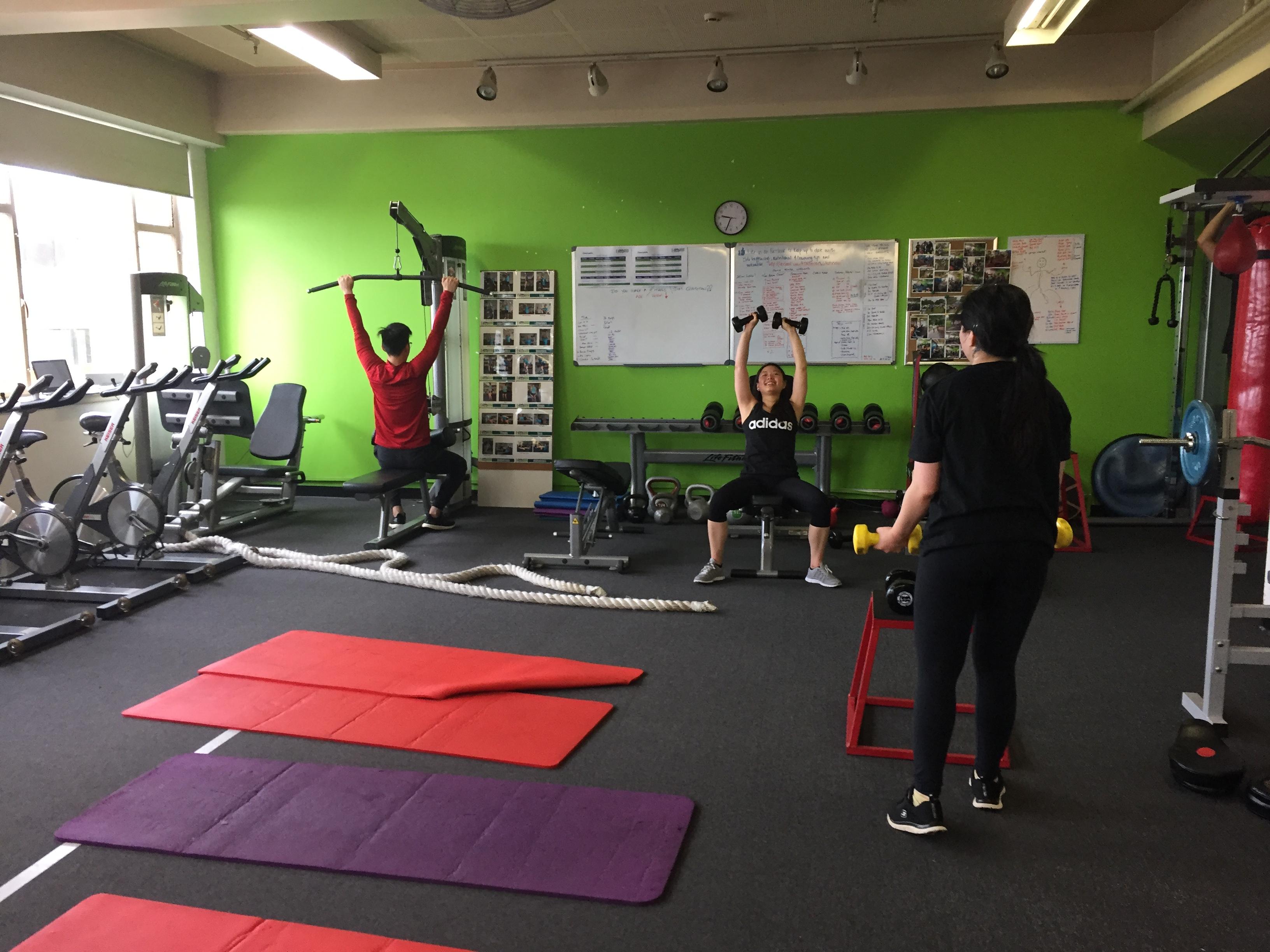 Studio Gym PT/Partner