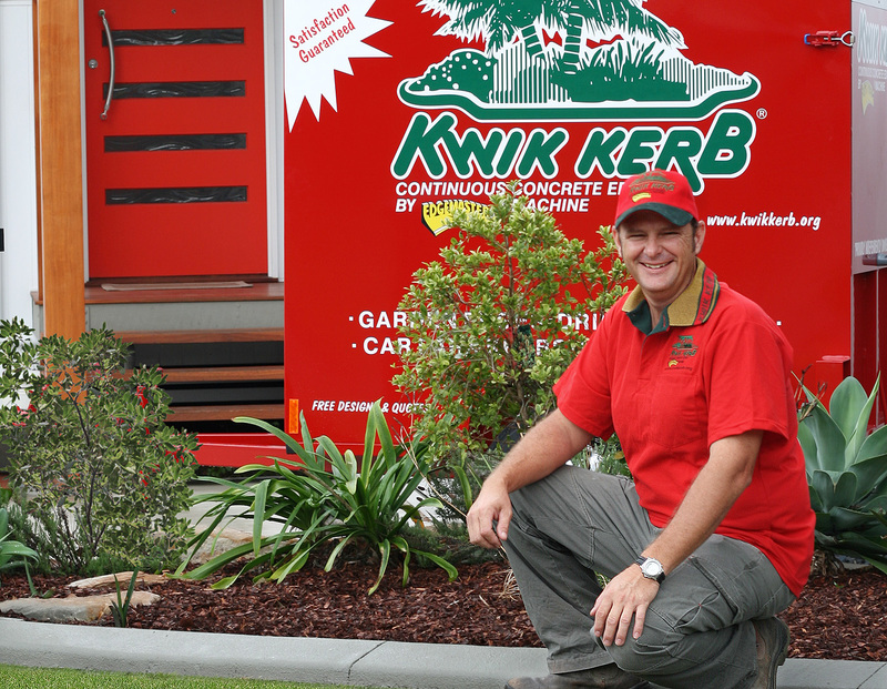 ESS024 Kwik Kerb: Australia's Premier Decorative Garden Edging Business Opportun