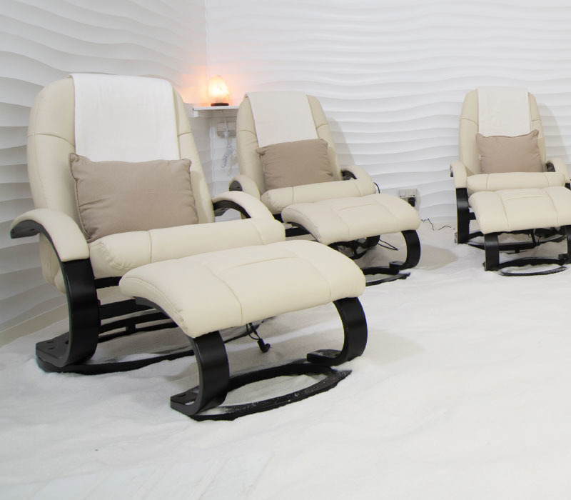 1811 Natural Therapy and Salt Therapy Studio For Health and Well Being