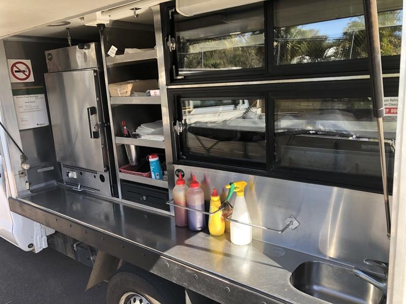 ESS032 Purchase A Profitable Mobile Food Van