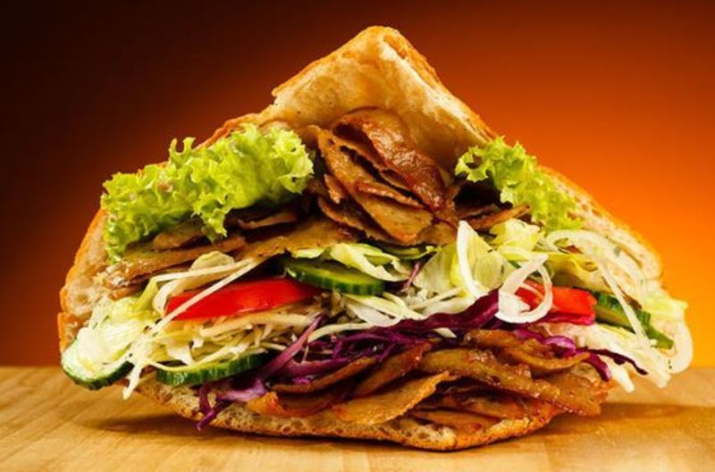 18057 Successful Takeaway Kebab Store