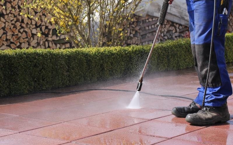 18175 High Pressure Cleaning Business with Strong Cash Flow
