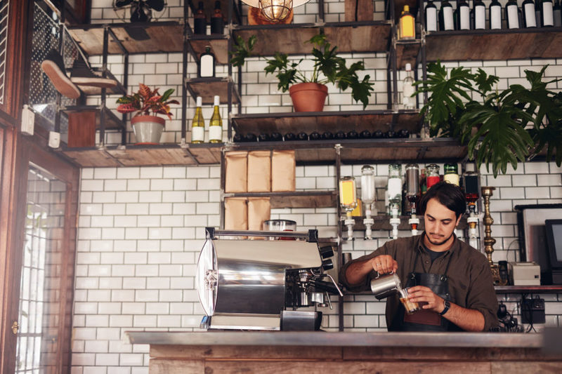 18071 Coffee Shop Cafe For Sale or Just Lease Transfer FREE of charge.