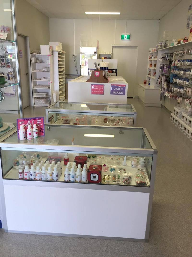 Cake Decorating Supplies In Queensland