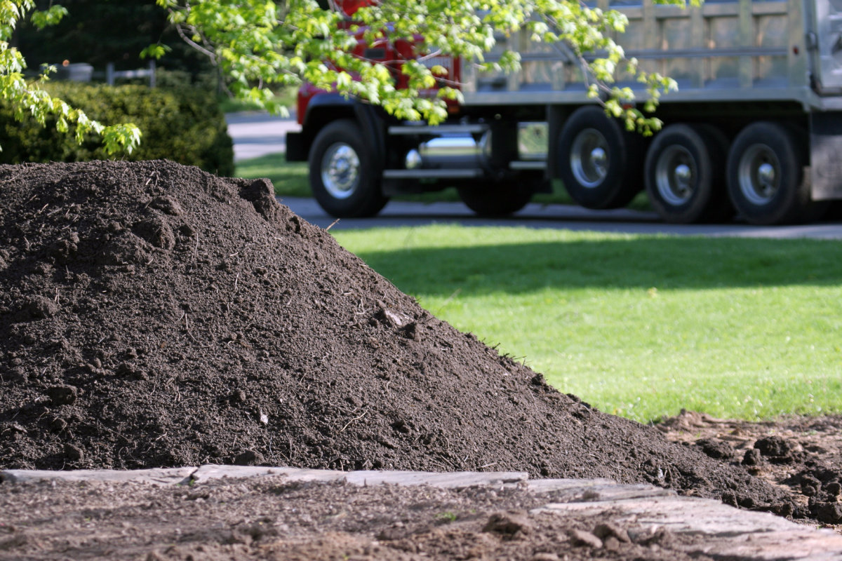 Landscape Supplies/Government Contracts