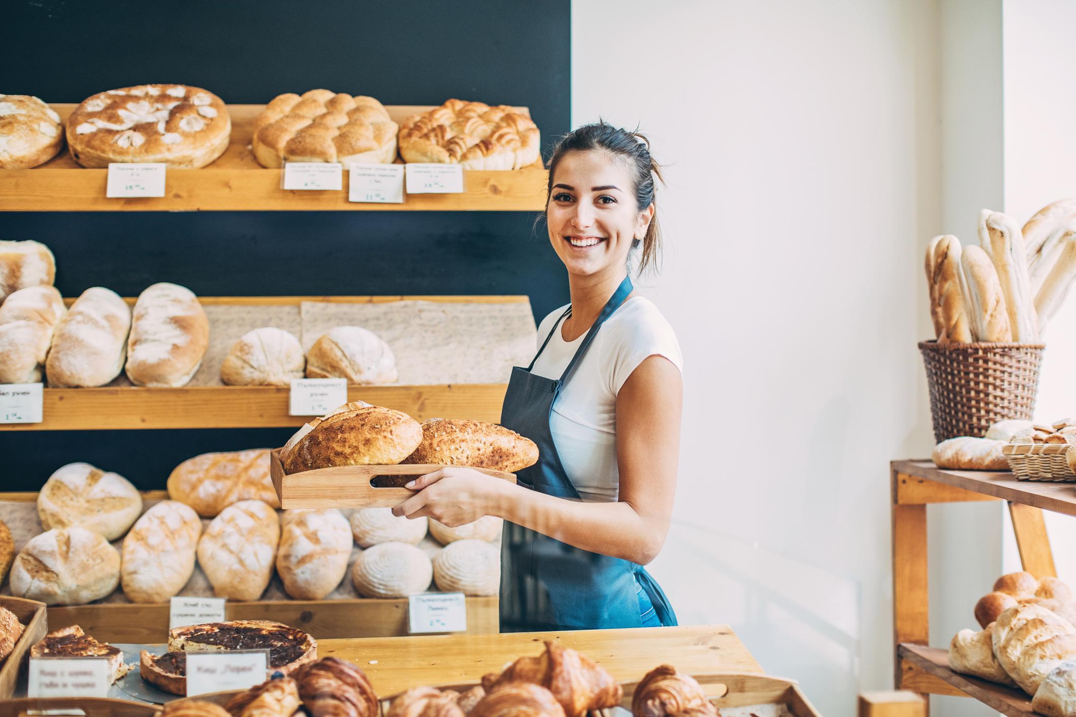 Bakery & Cafe Established 40 Years