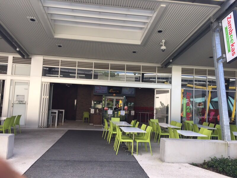 Zambeeka's Flame Grill Chicken - DFO Brisbane Airport. OPEN TO ANY OFFER