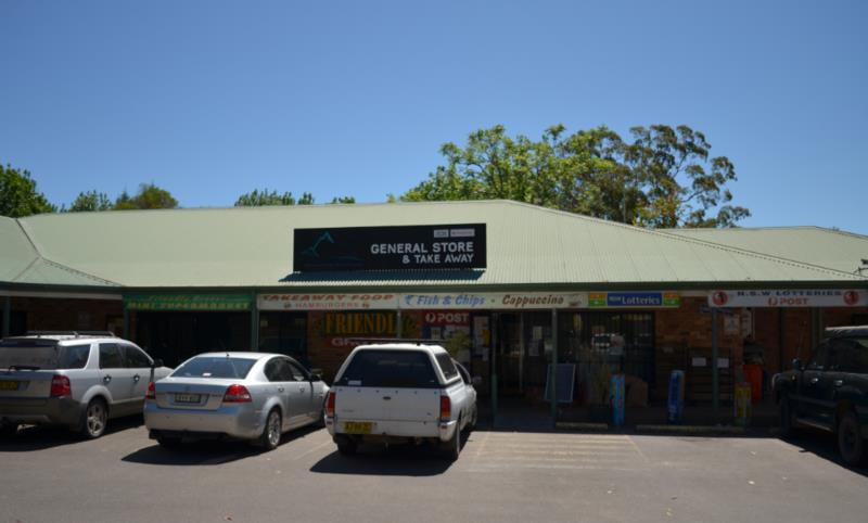 Rural Convenience Store, Takeaway Restaurant, Petrol Station and Much More
