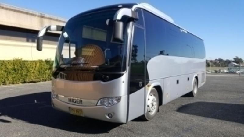 COACH/BUS & TOUR COMPANY- SYDNEY -     NOW FOR SALE