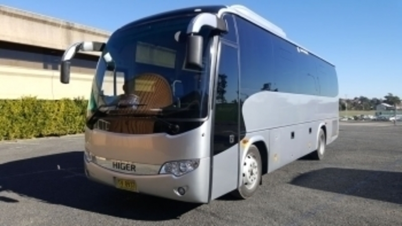 COACH/BUS & TOUR COMPANY- SYDNEY -     NOW FOR SALE
