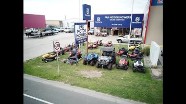 OUTDOOR POWER PRODUCTS MOWERS CHAINSAWS ATV,S AND MOTORCYCLES SALES AND SERVICE